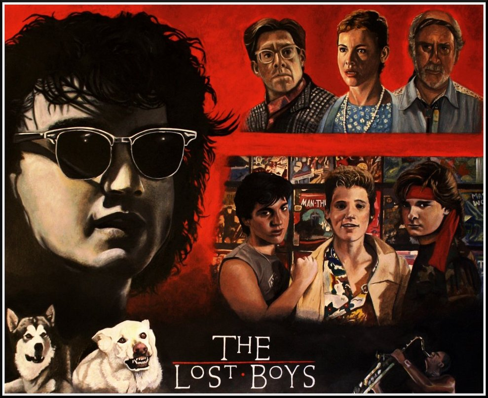 Lost Boys Wallpaper 98 images in Collection Page 1 989x807