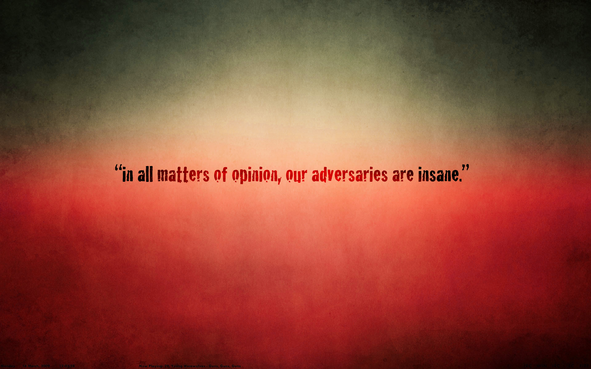 Quotes Gradient Wallpaper 1920x1200 Quotes Gradient 1920x1200