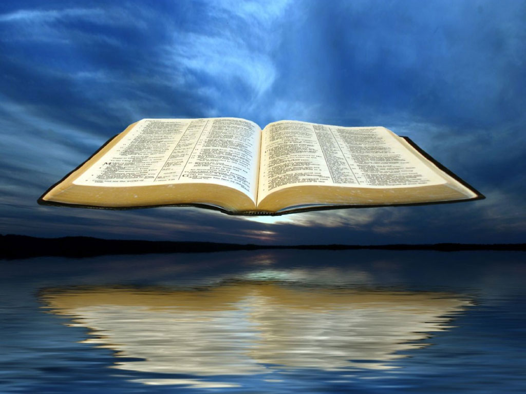 Open Bible Wallpaper Download 1024x768