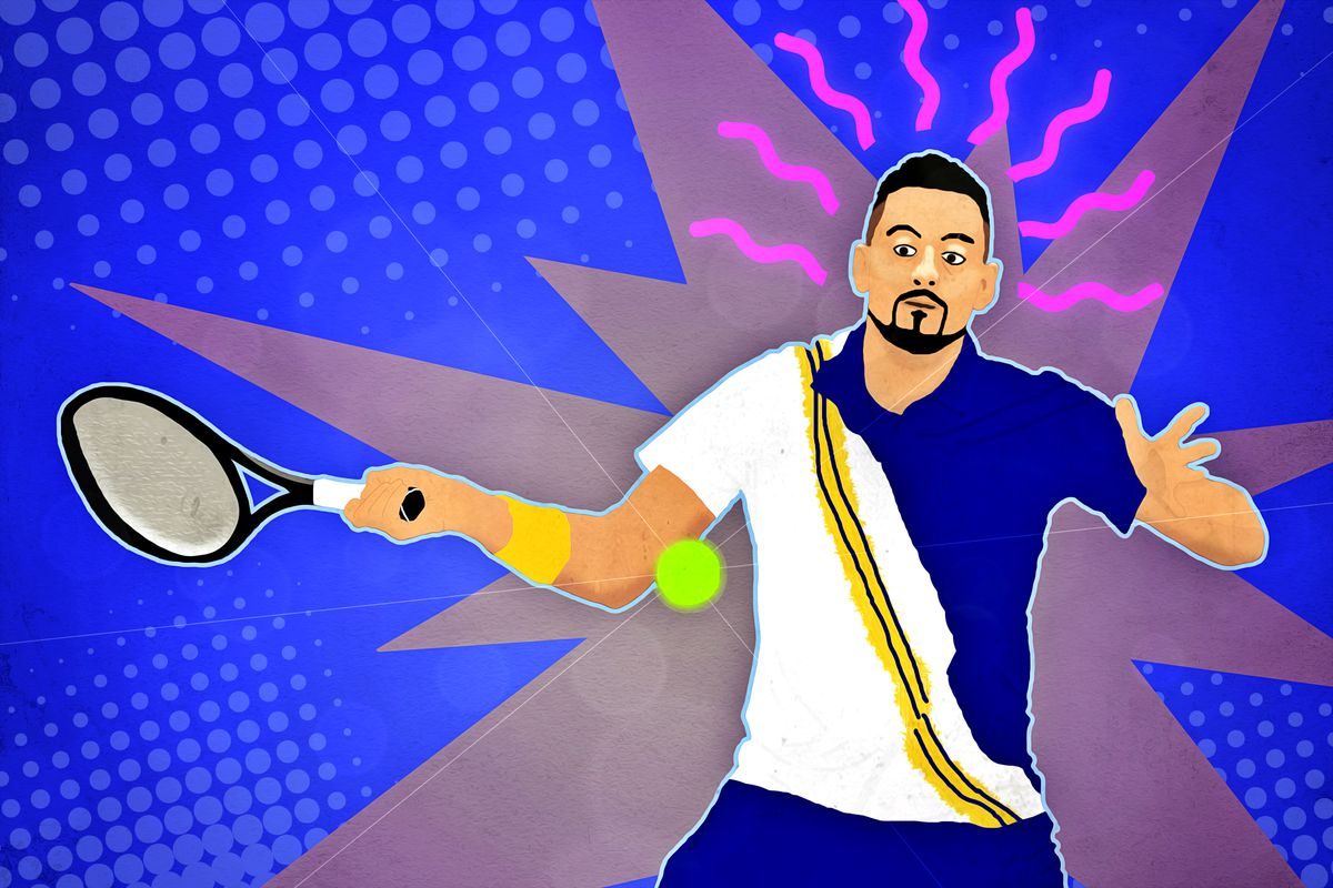 Nick Kyrgios Is Post Prodigy   The Ringer 1200x800