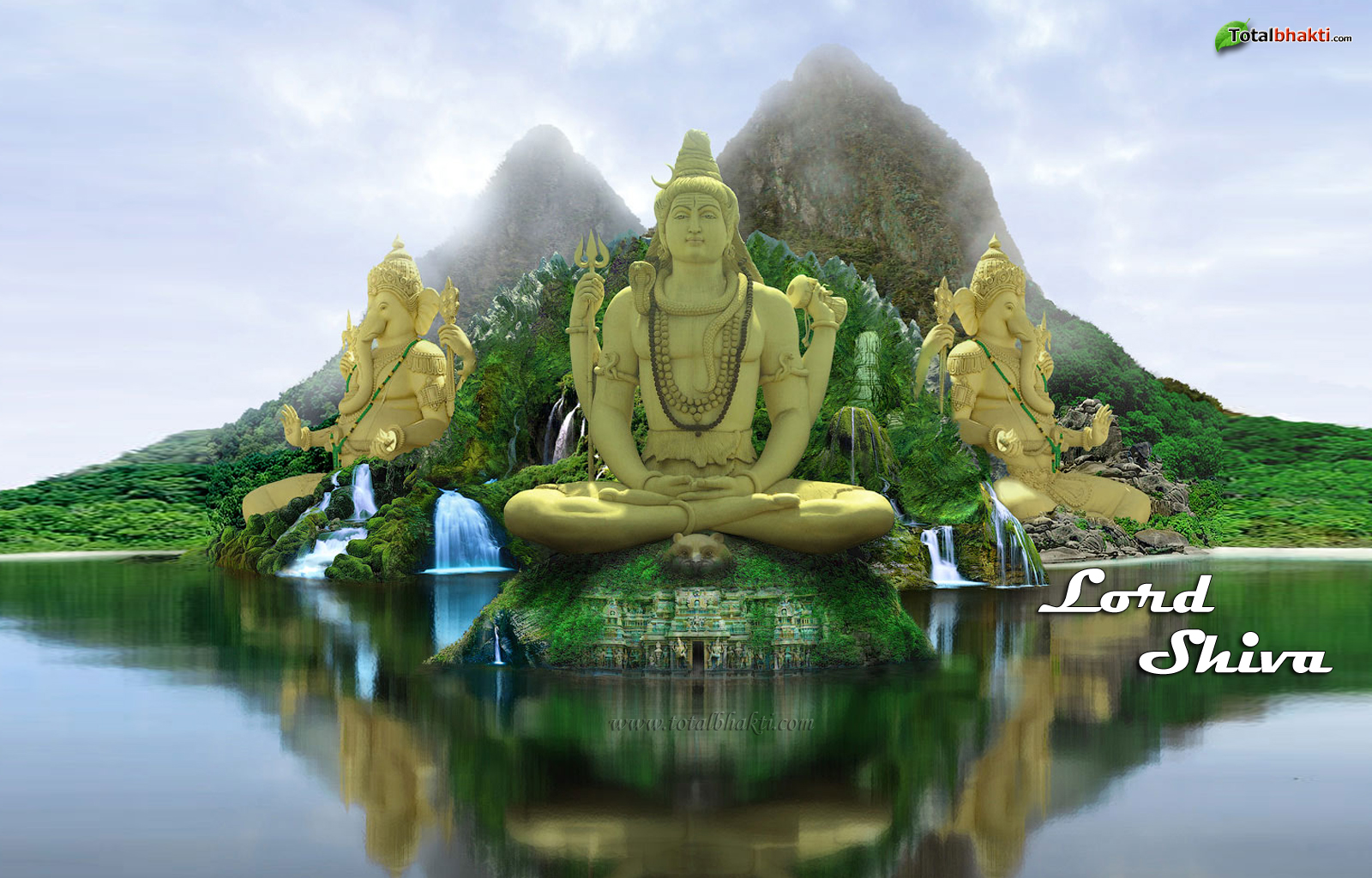 Shiva Wallpaper 1600x1024