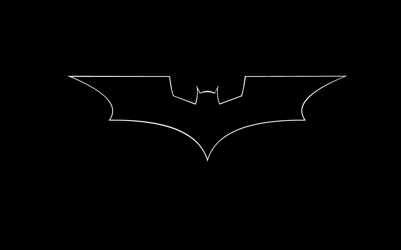 1280x800px Bat Symbol Wallpaper Wallpapersafari