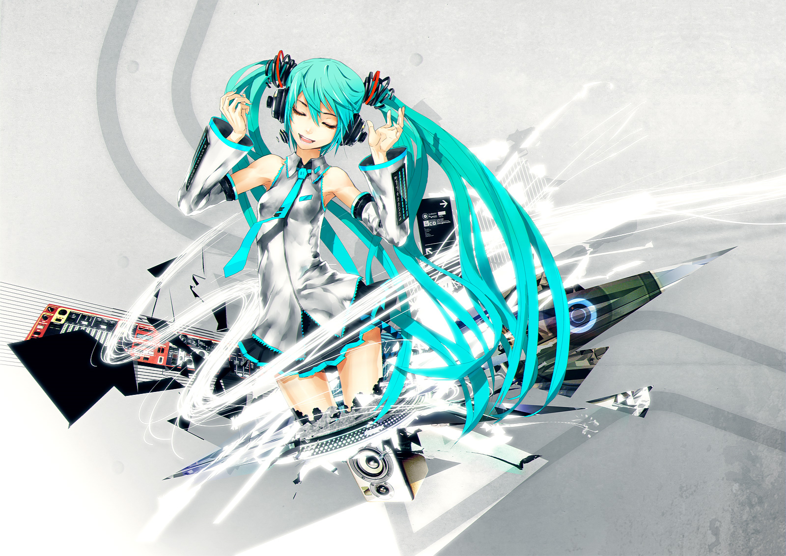 Anime DJ Google Skins Cute Anime DJ Google Backgrounds Cute Anime 1600x1132