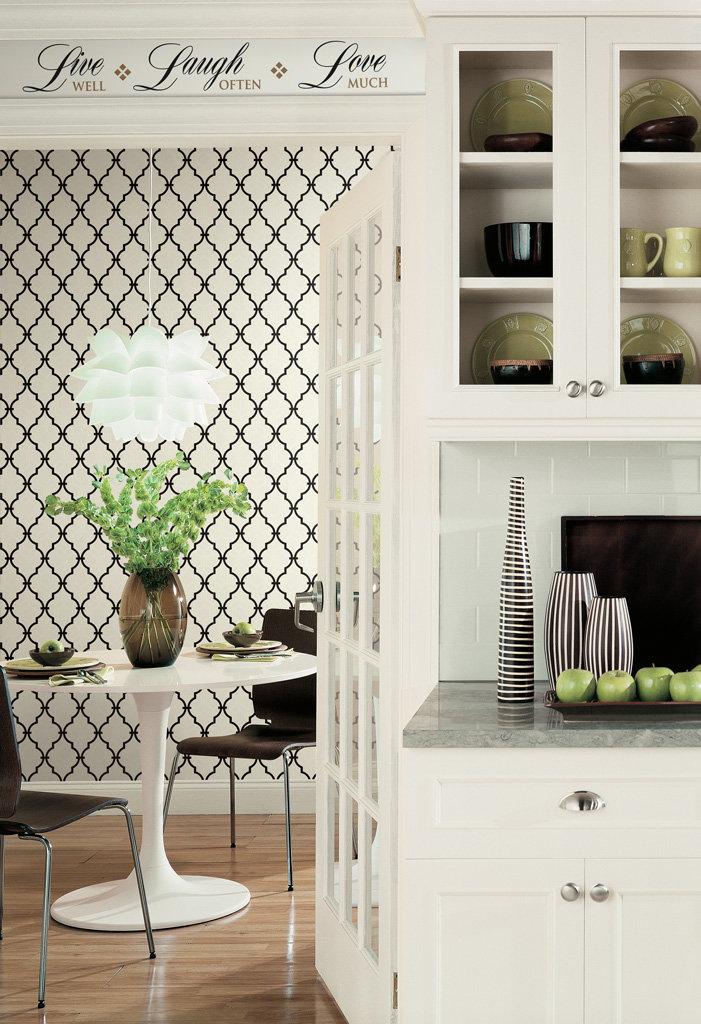 Grey And White Trellis Wallpaper Trellis wallpaper to 701x1024