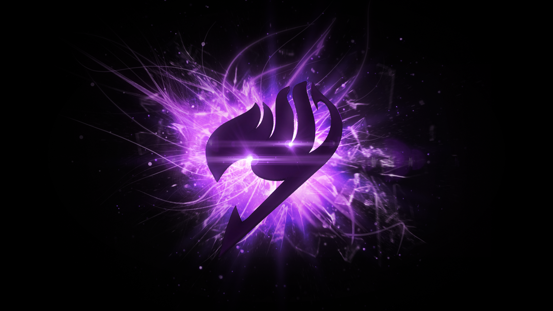 Fairy Tail Logo Wallpaper Fairy Tail Wallpaper by 1920x1080
