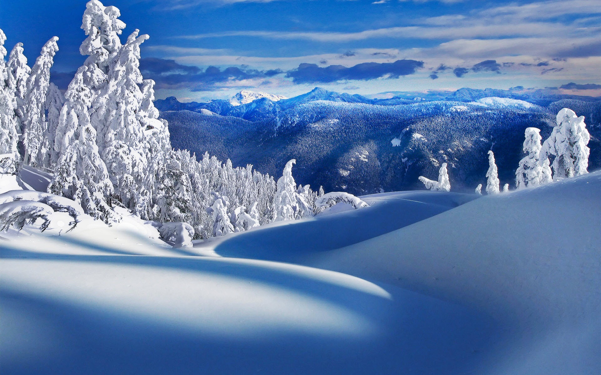 Ice Mountains Canada Wallpapers HD Wallpapers 1920x1200