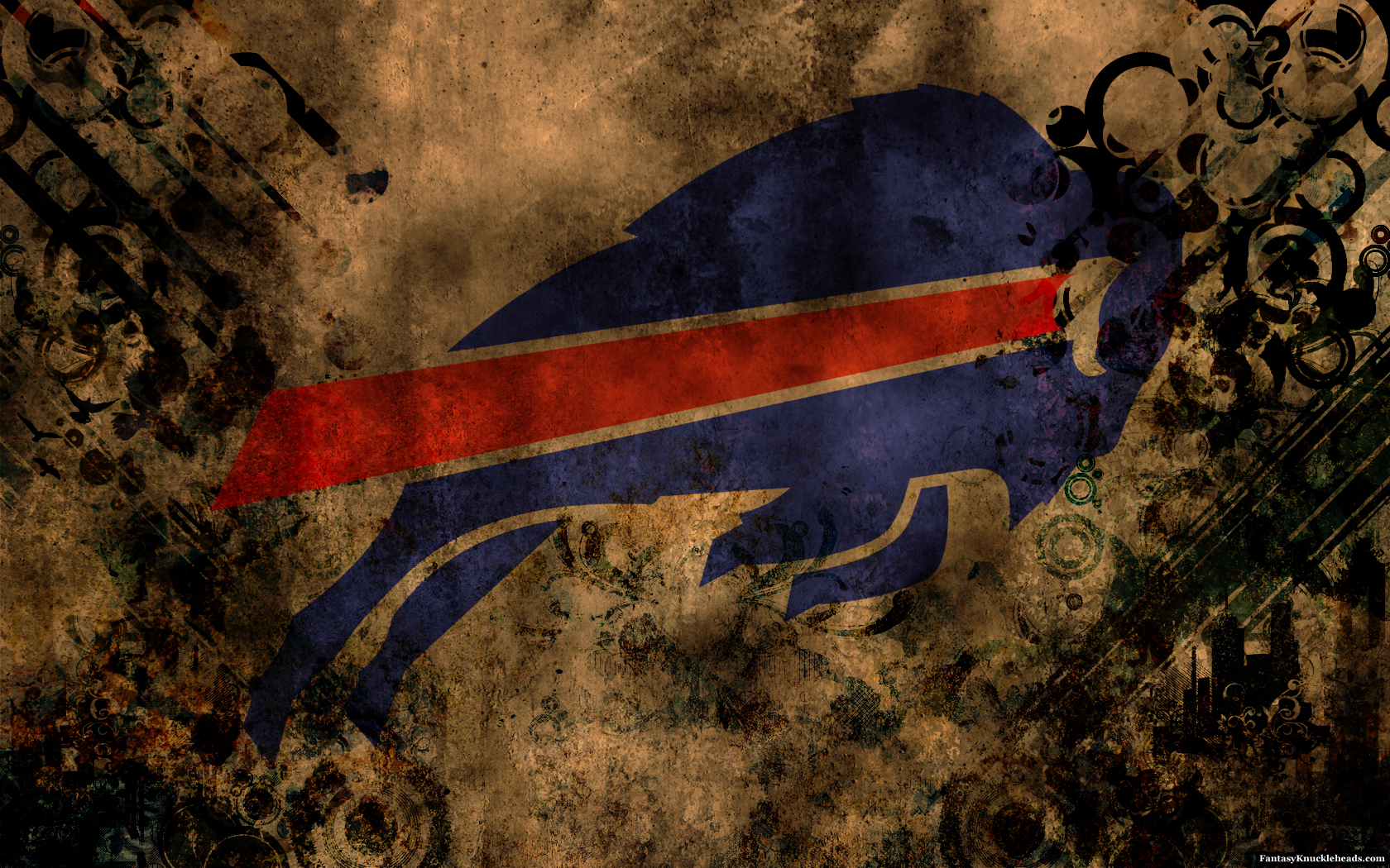 Awesome Buffalo Bills wallpaper wallpaper Buffalo Bills wallpapers 1680x1050