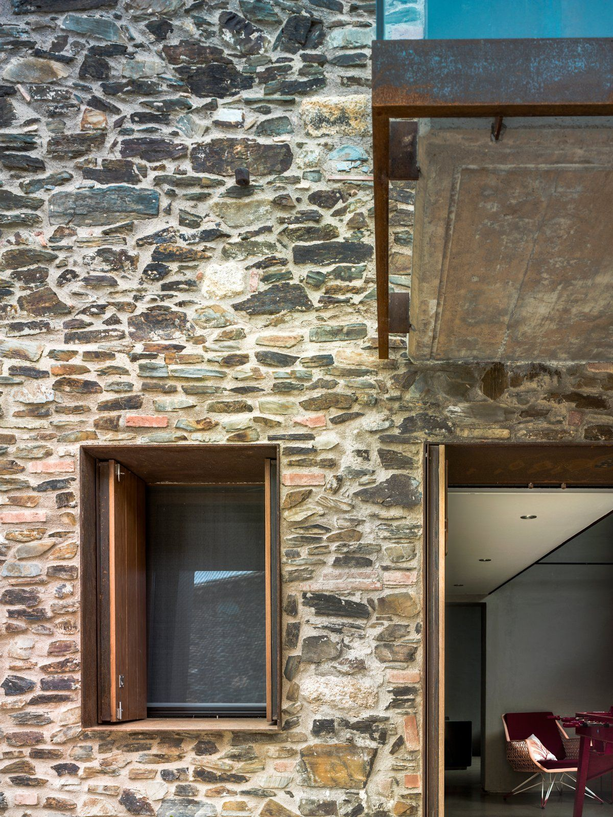 Catalan farmhouse restored in Spain Villa CP wine 1200x1600