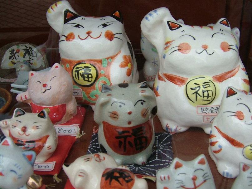 gatos de la suerte japons wallpaper   ForWallpapercom 808x606