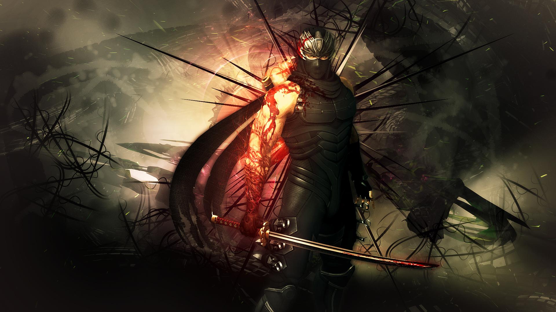 Ninja Gaiden HD Wallpaper Background Image 1920x1080 ID 1920x1080