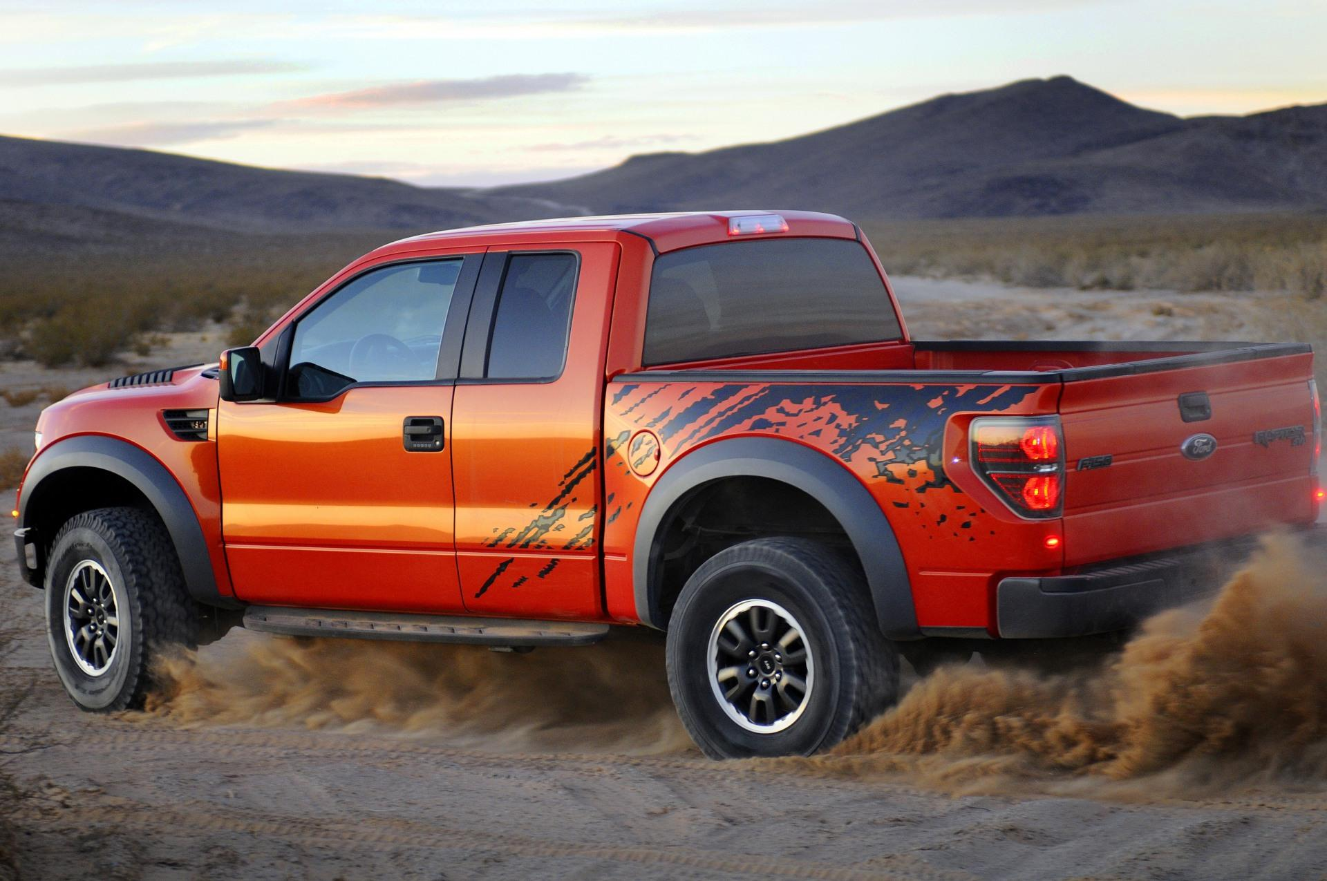 2010 Ford Raptor Wallpaper HD 1920x1275