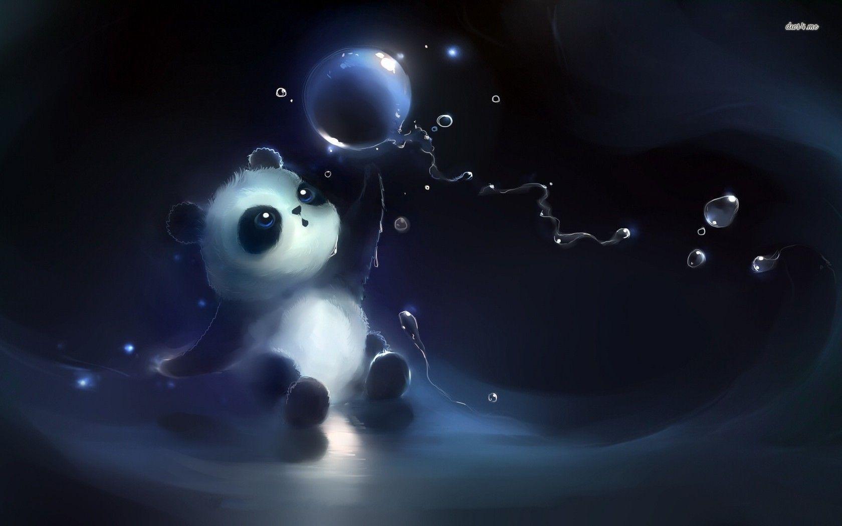 Baby Panda Wallpapers 1680x1050