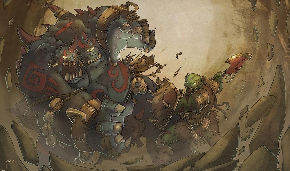 Orc HD wallpaper Orcs wallpapers 1200x711