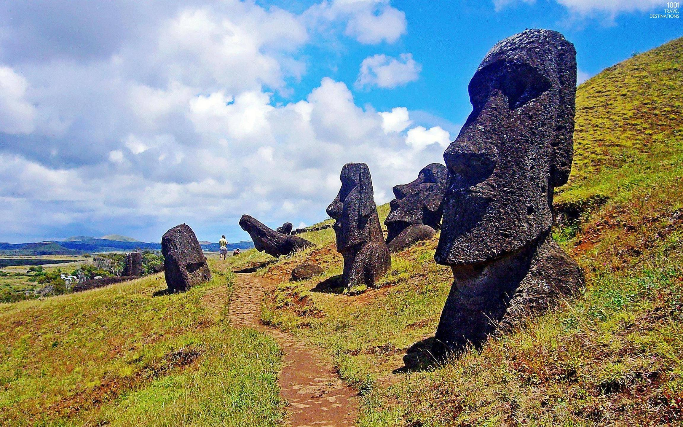 Easter Island Wallpapers 2304x1440