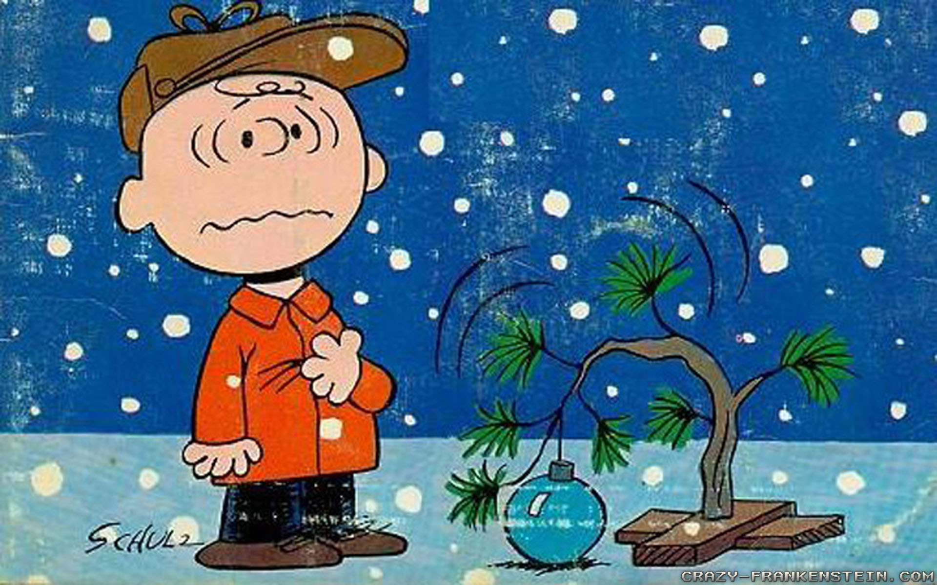 Charlie Brown HD Wallpapers Backgrounds 1920x1200