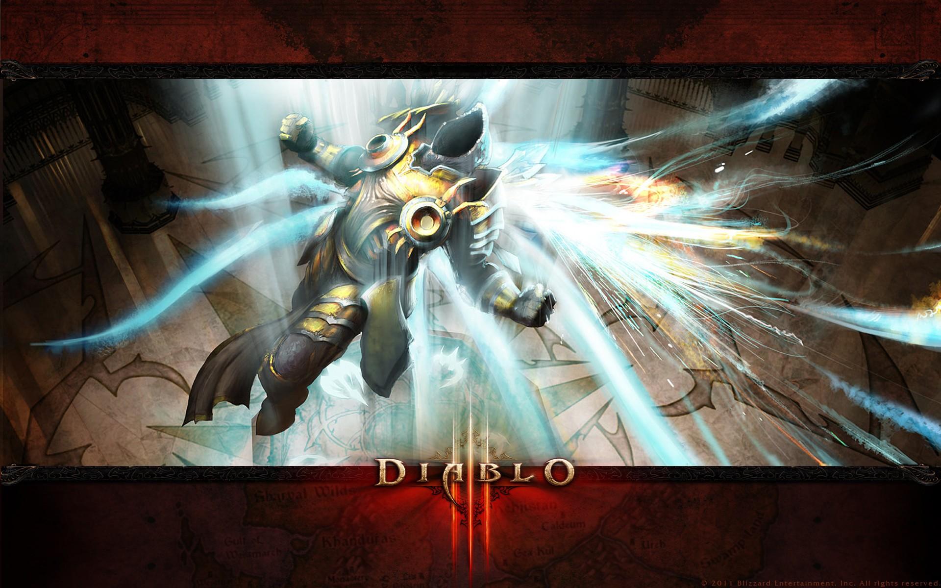 Blizzard Entertainment Wallpaper 1920x1200 Blizzard Entertainment 1920x1200