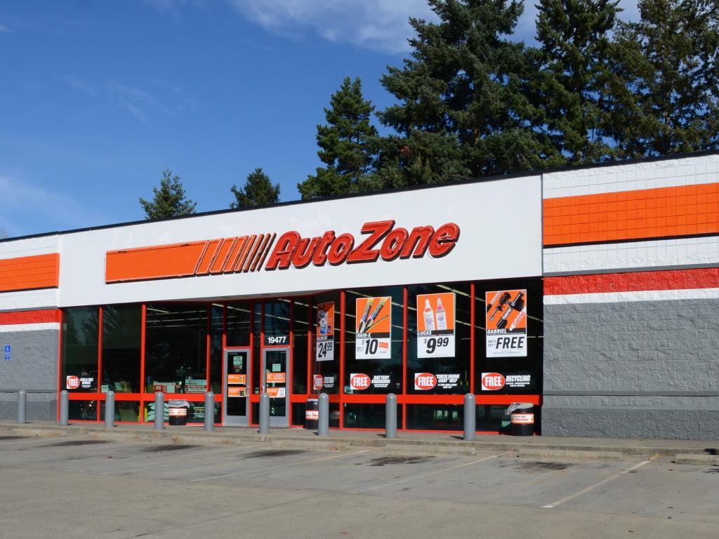 Sell Side Raise AutoZone Price Targets Following Big Earnings Beat 1024x768