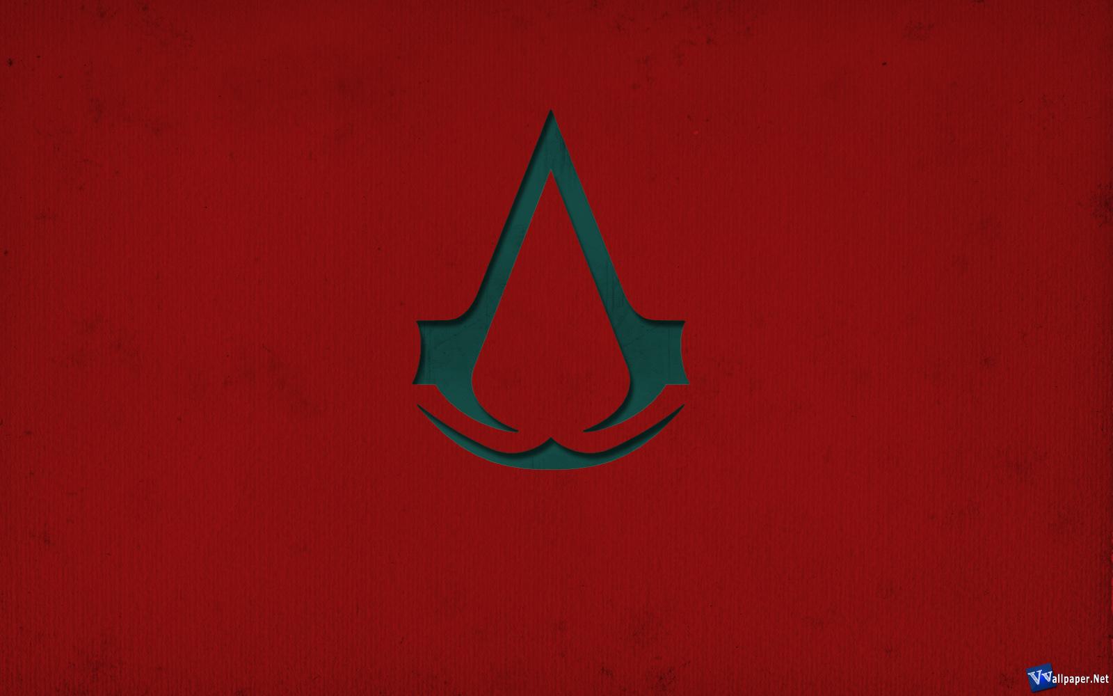 Assassins Creed Logo HD Wallpapers Desktop Wallpapers 1600x1000