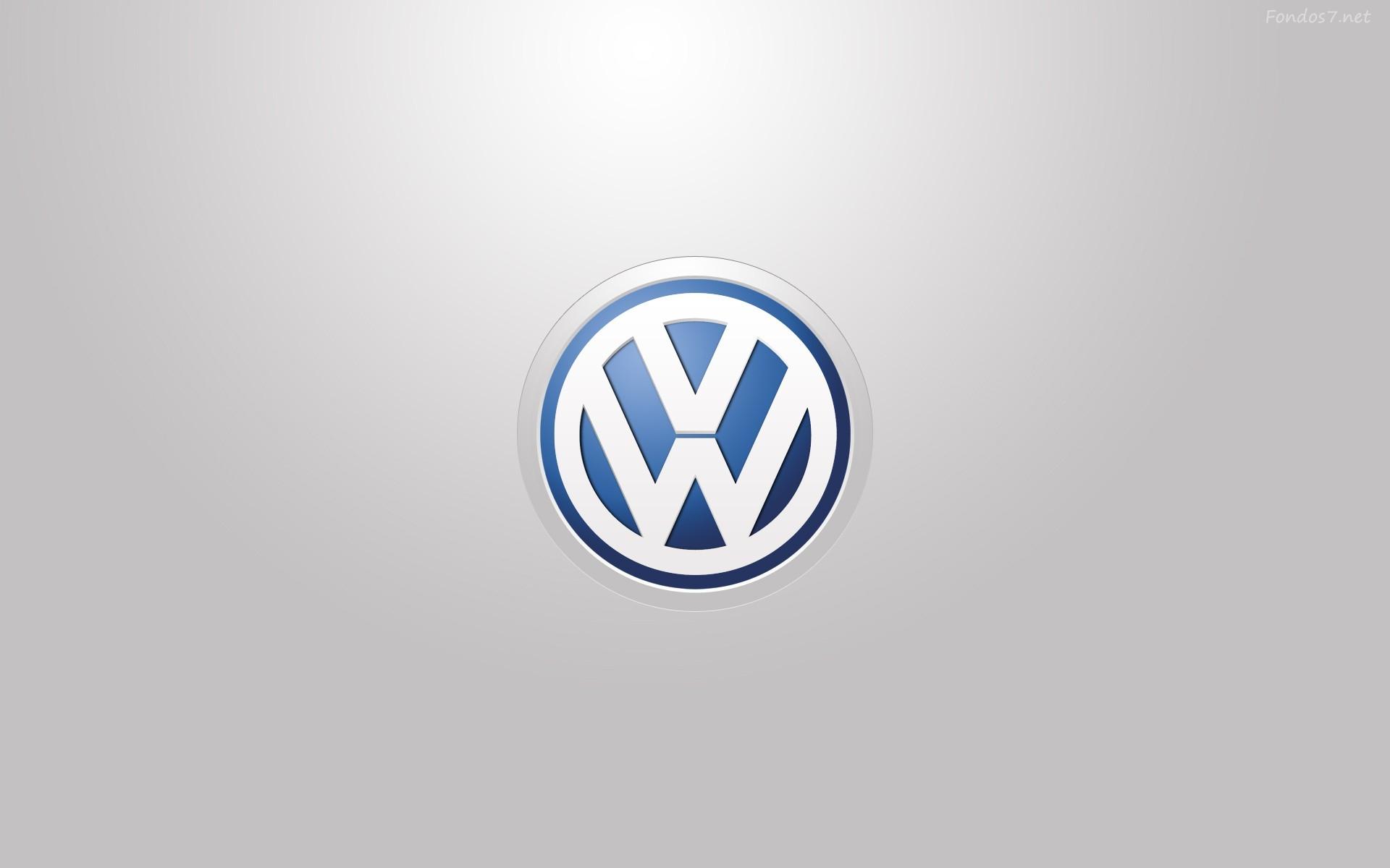 Fondos de pantalla volkswagen logo hd widescreen Gratis imagenes 7963 1920x1200