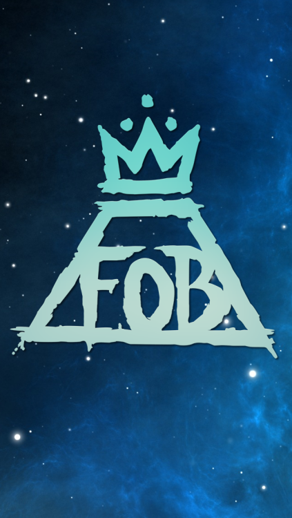 Fall Out Boy Logo Wallpaper - WallpaperSafari