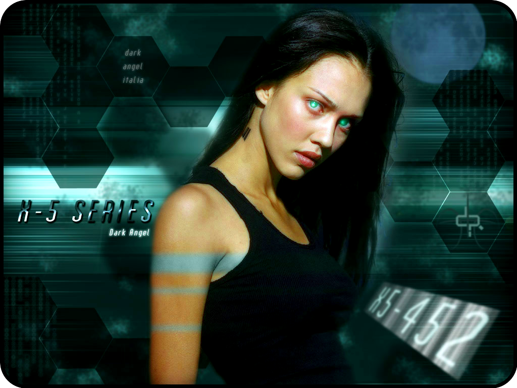 Dark Angel   Jessica Alba 2 Download TV Series wallpapers and 1024x768