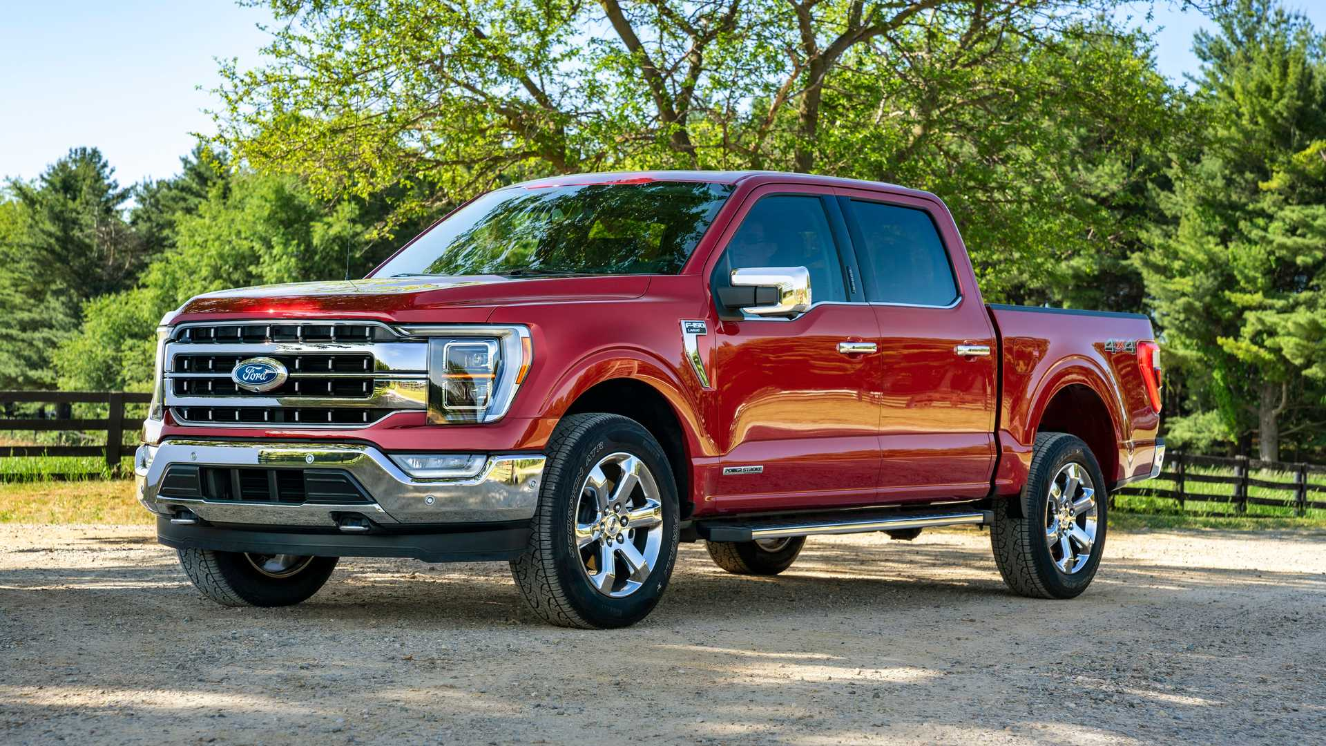 2021 Ford F 150 Engines Detailed Hybrid Rated At 430 HP And 570 LB FT 1920x1080