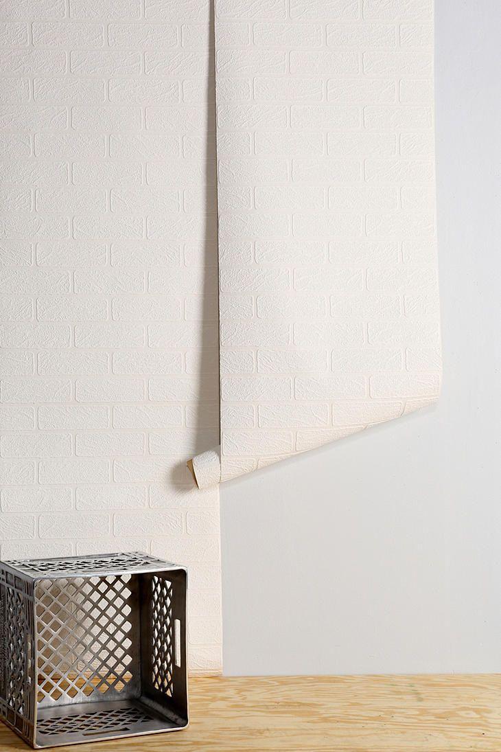 wall Paint like brick Graham Brown Brick Wall Paintable Wallpaper 730x1095
