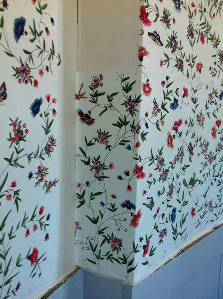 Wallpapering Corners Tips Wonderful Wallpapering Corners Tips 764x1024