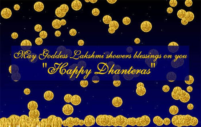 Happy Dhanteras SMS Wishes Messages Wallpapers 700x443