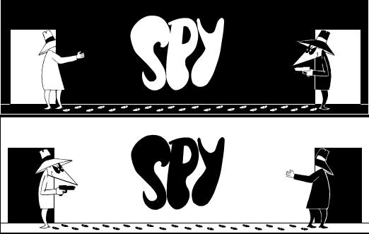 Spy VsSpy V2 by SugarKills 522x331