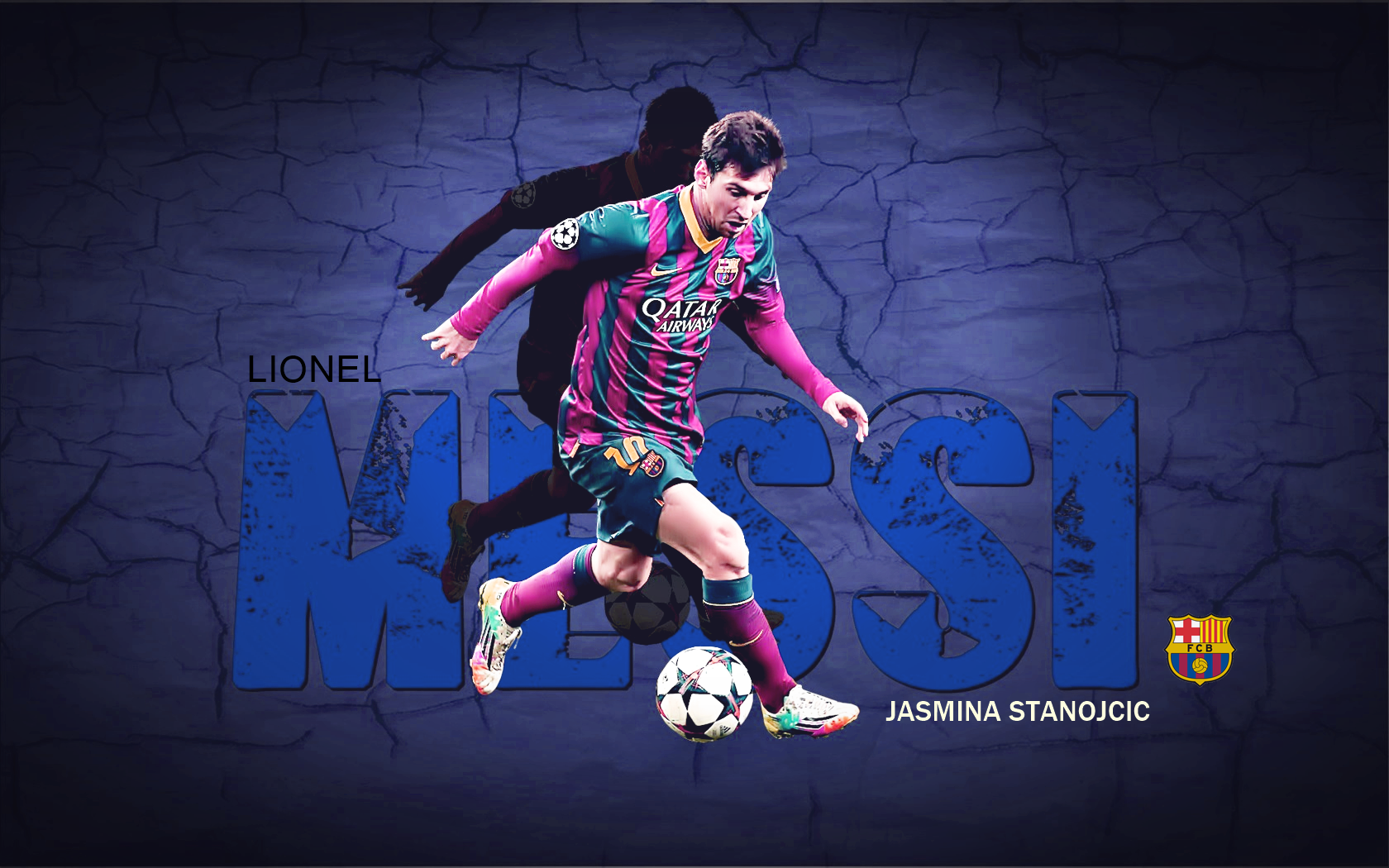 Lionel Messi 2015 Wallpaper HD 8461   HD Wallpapers Site 1680x1050