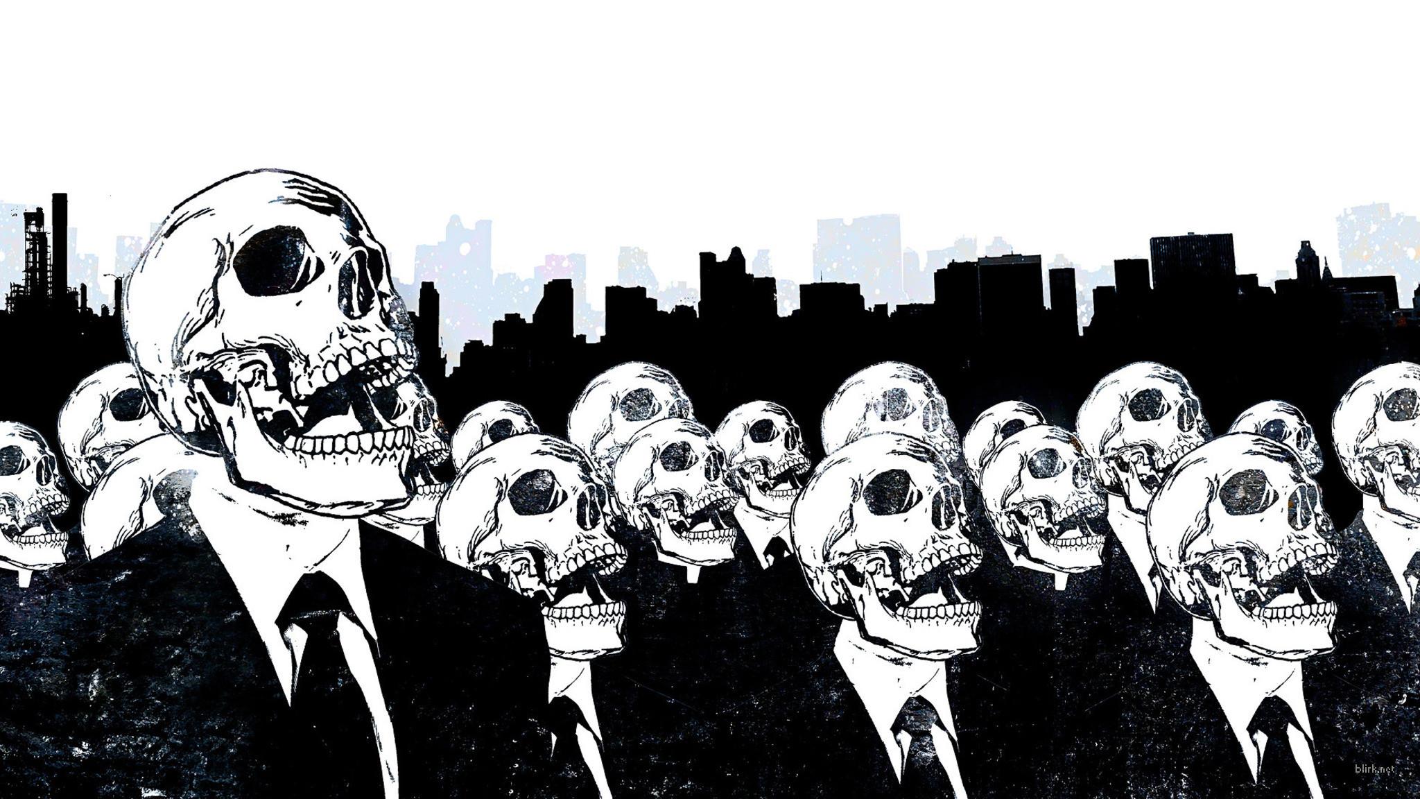 Download Skullpeople 2048x1152 Wallpaper 2048x1152 Wallpoper 385331 2048x1152