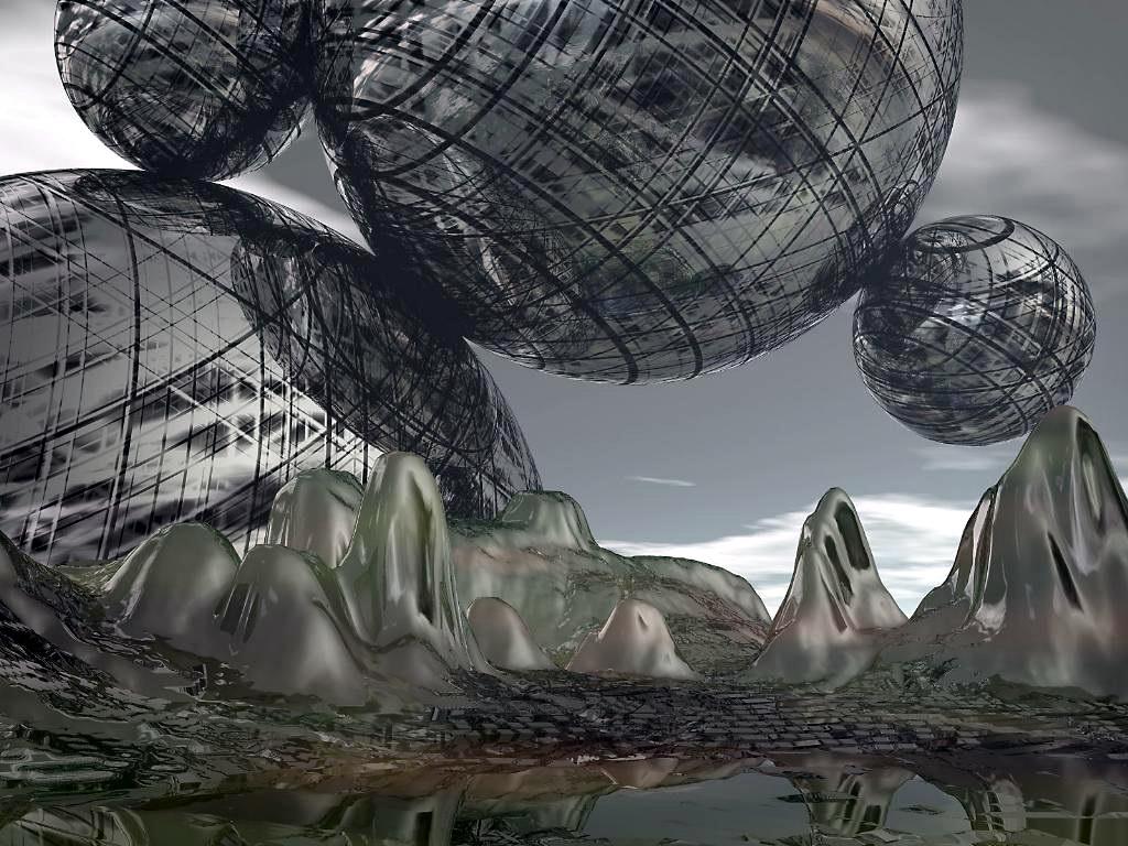 Free Wallpaper Dekstop: Science fiction wallpaper, science fiction ...