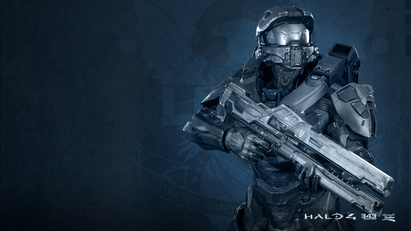 Halo 4 Master Chief Wallpapers HD Wallpapers 1366x768