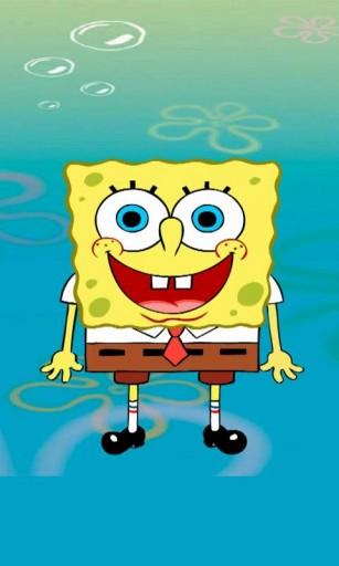 49 Live Spongebob Wallpapers On Wallpapersafari