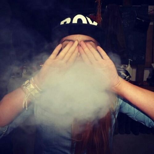 girl smoking weed on Tumblr  Smoke Weed Tumblr Themes