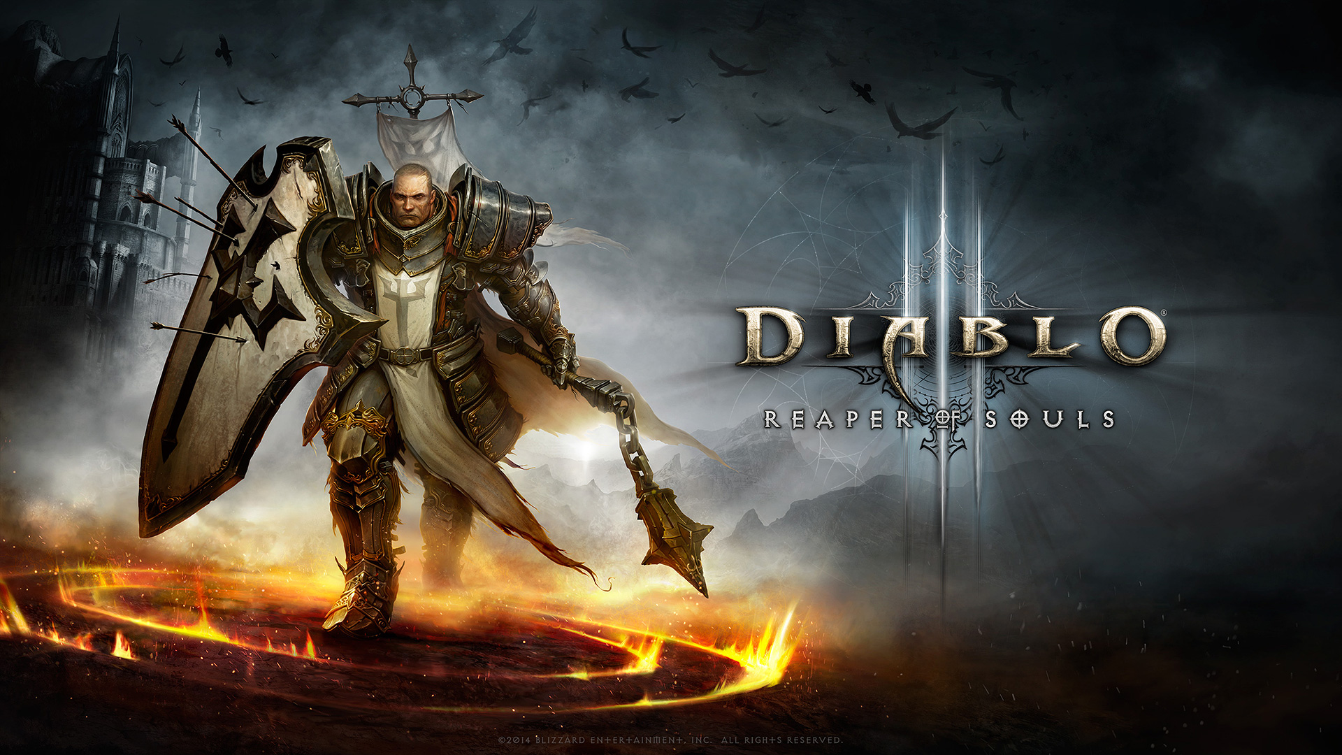 Wallpapers   Media   Diablo III 1920x1080