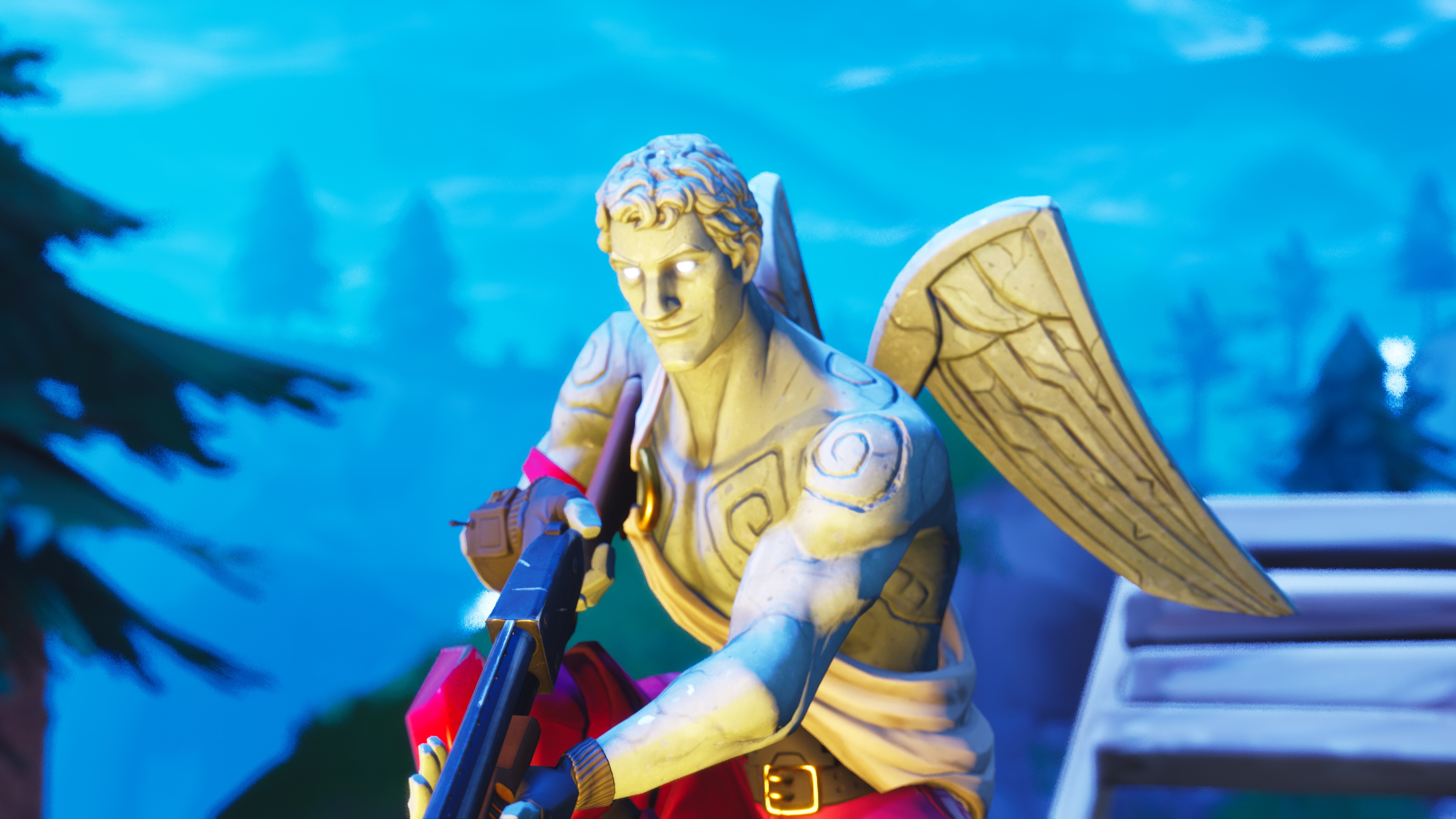 32 Love Ranger Fortnite Wallpapers On Wallpapersafari
