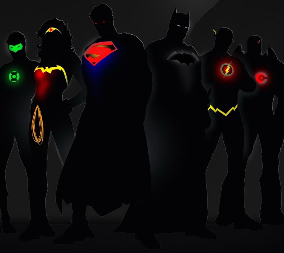 Wallpaper Iphone Superhero
