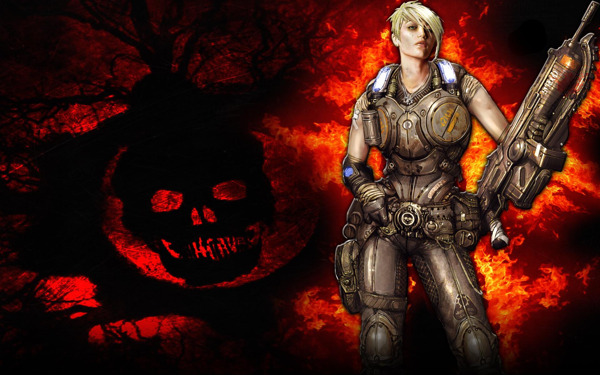 Gears of War 3 Wallpaper HD [1920x1200 ...