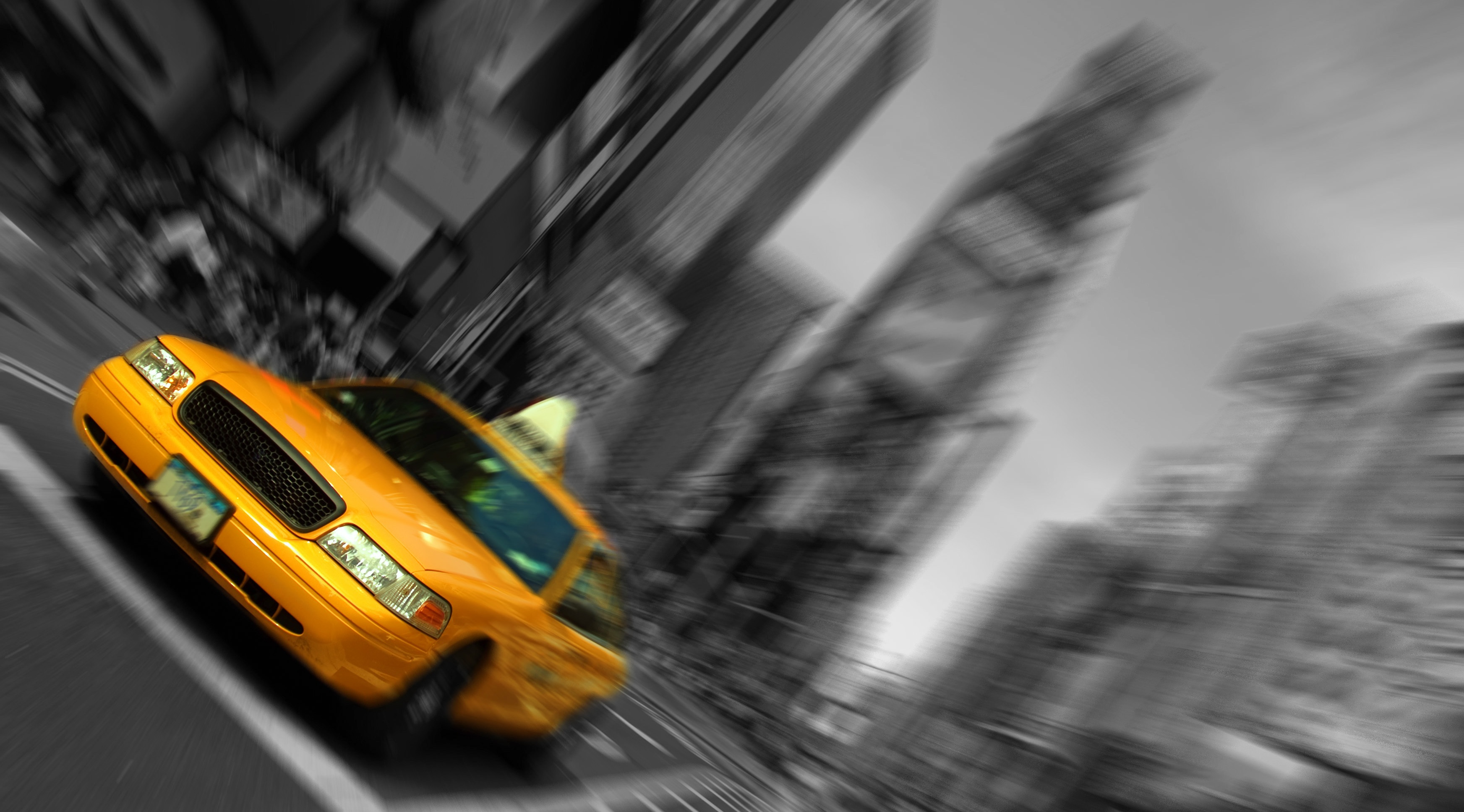 11 Taxi HD Wallpapers Background Images 3489x1935