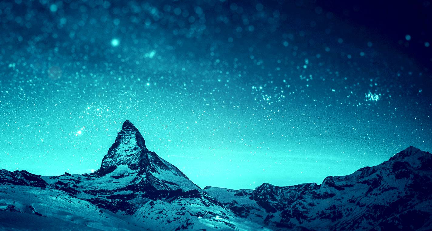 Mountain Night Wallpaper Wallpapersafari