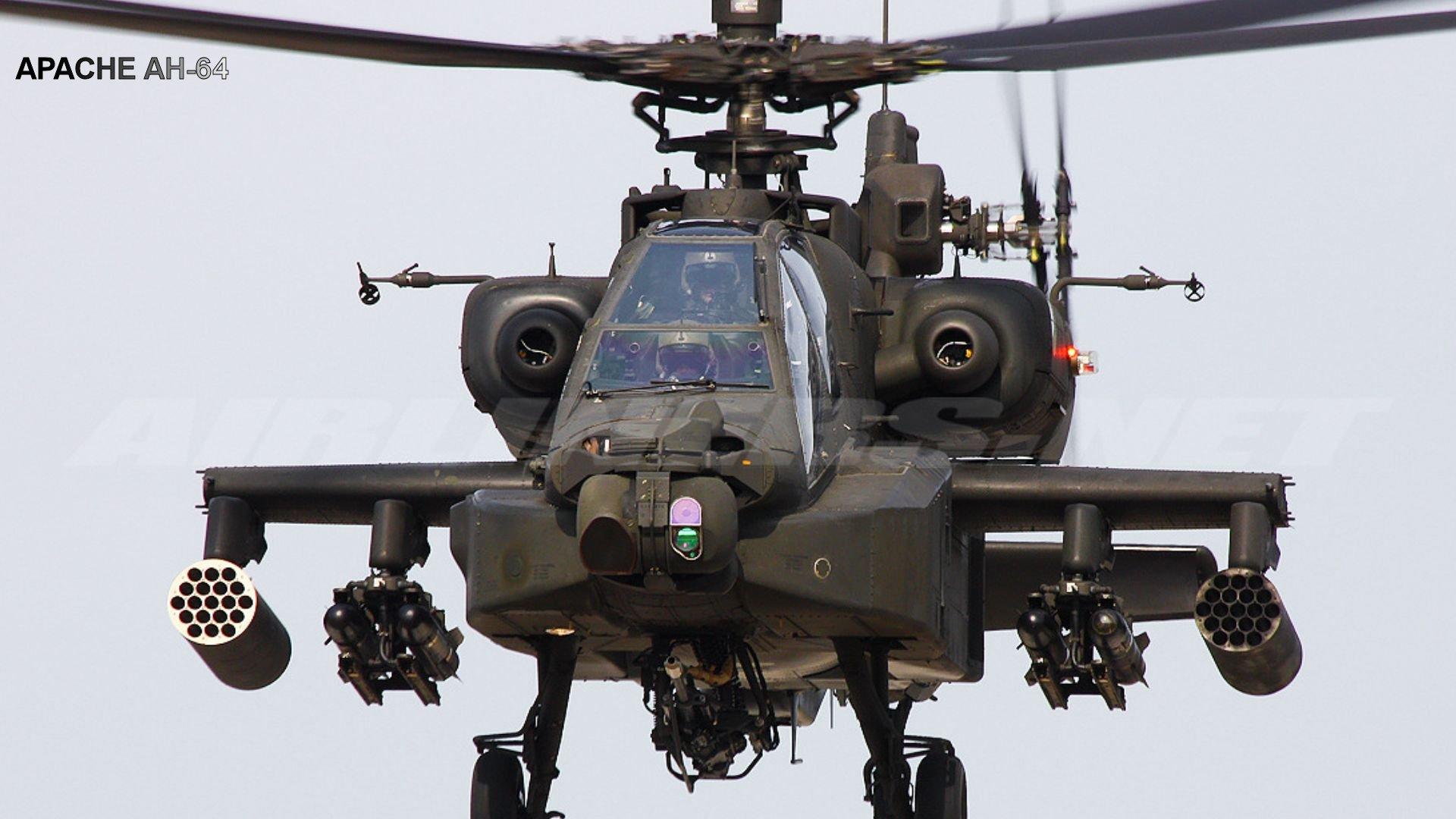 Apache Helicopter Wallpaper Desktop: Apache Wallpaper