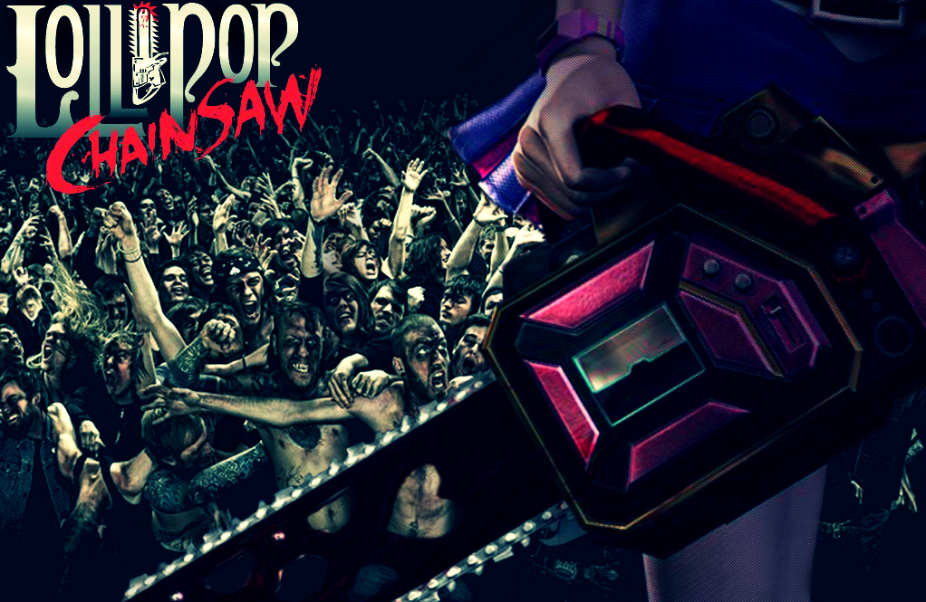 Lollipop Chainsaw Wallpaper 2560x1600 Picture Pictures 1022x665