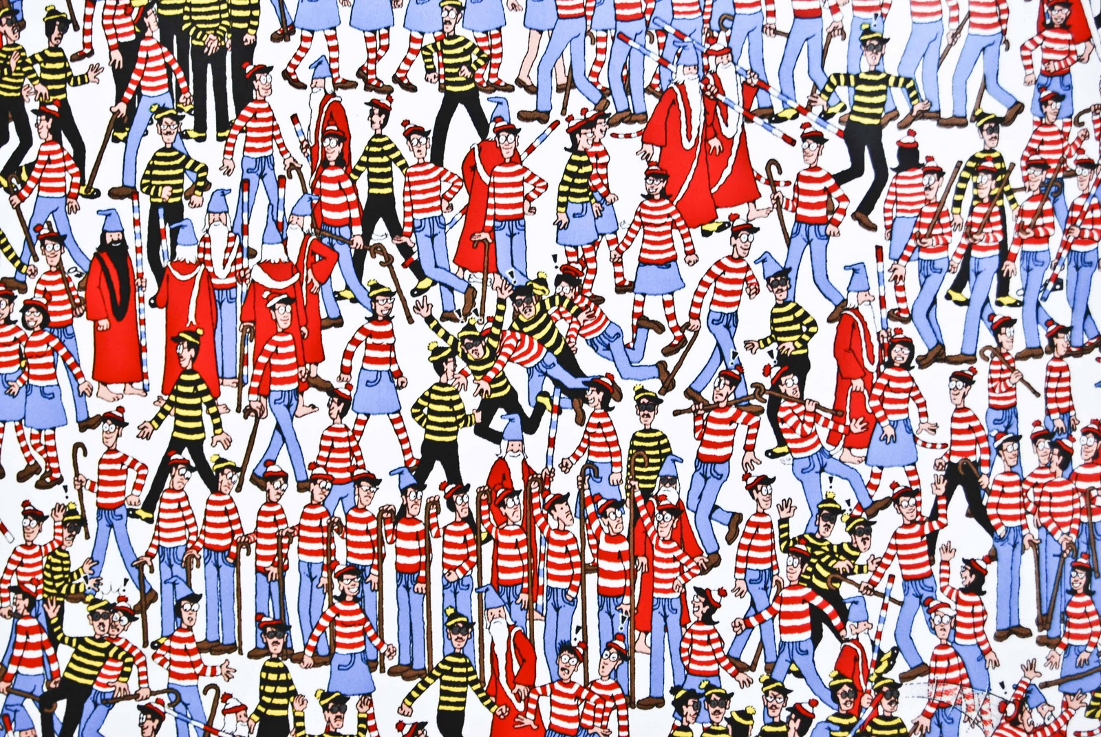 Waldo Wallpaper 1600x1071