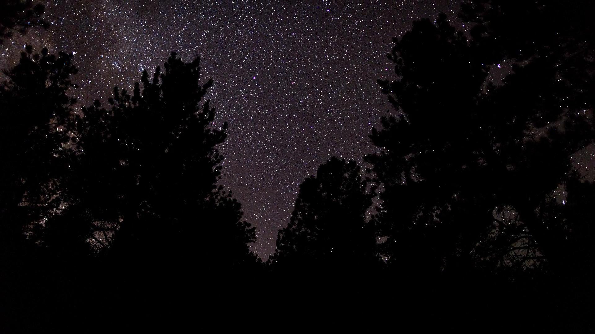 starry night sky wallpaper - photo #41