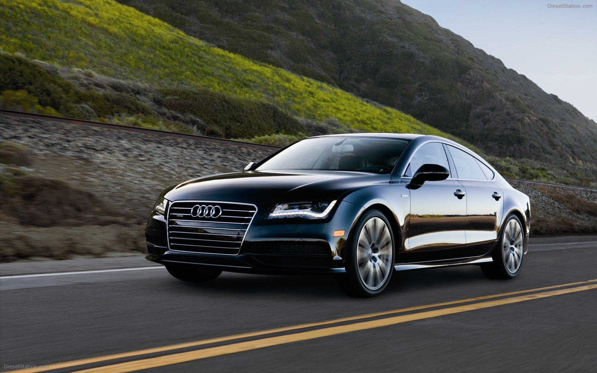 Audi A7 Wallpapers Wide Screen Wallpaper 1080p2K4K 1920x1200