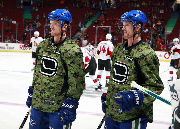 Canucks vs Senators   11112014   Vancouver Canucks   Photos 754x540