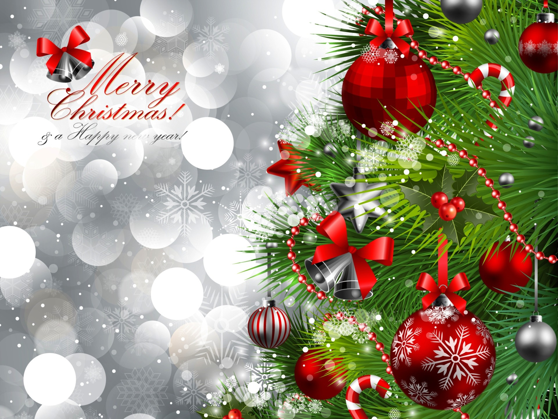 70 Christmas Background Wallpapers on WallpaperPlay 1920x1440