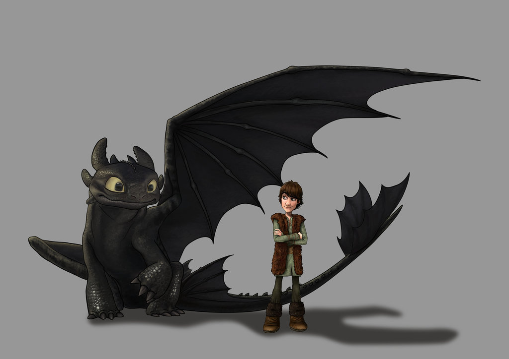 Hiccup and toothless wallpaper wallpapersafari - Toothless wallpaper ...